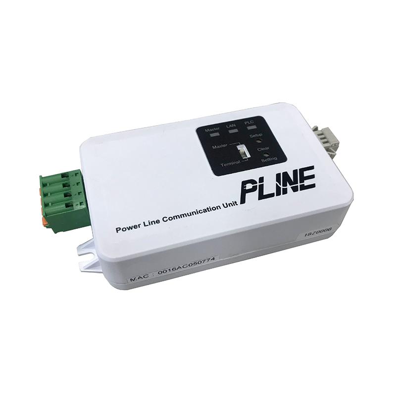 産業用電力線伝送装置 PLINEのイメージ画像