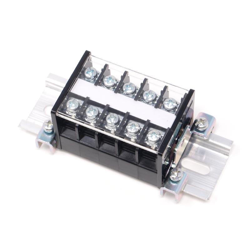 ブロック端子台(DIN35レール/直付け)のイメージ画像