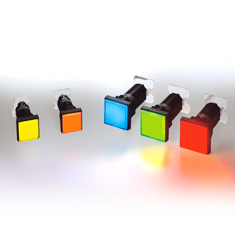 単体表示灯 HRシリーズのイメージ画像