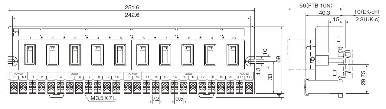 FTBMP・SMP-5・10Nのイメージ画像
