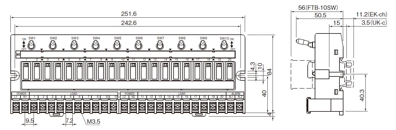 FTBMP・SMP-5・10SWのイメージ画像