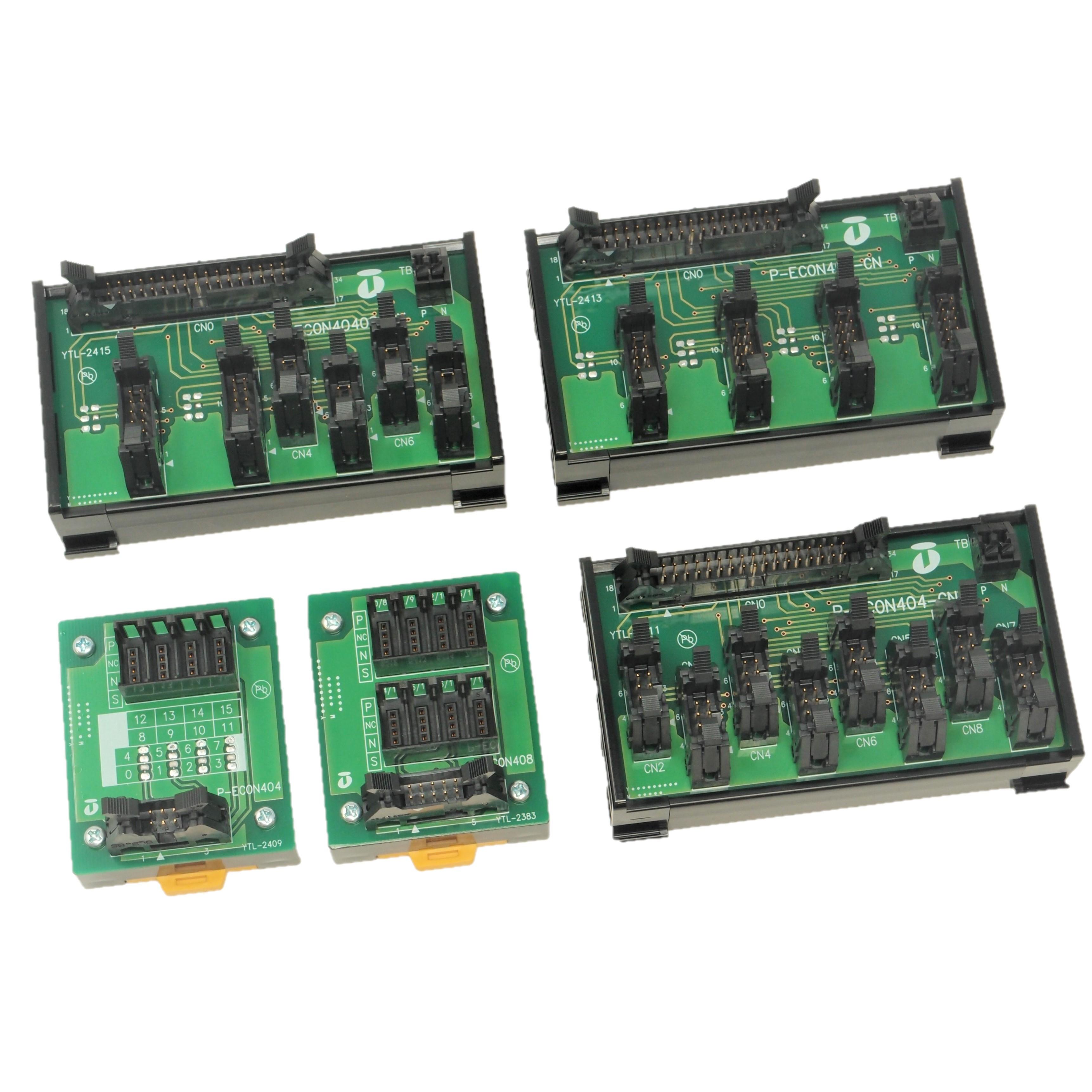 中継コネクタ端子台 e-CON分岐ユニットのイメージ画像