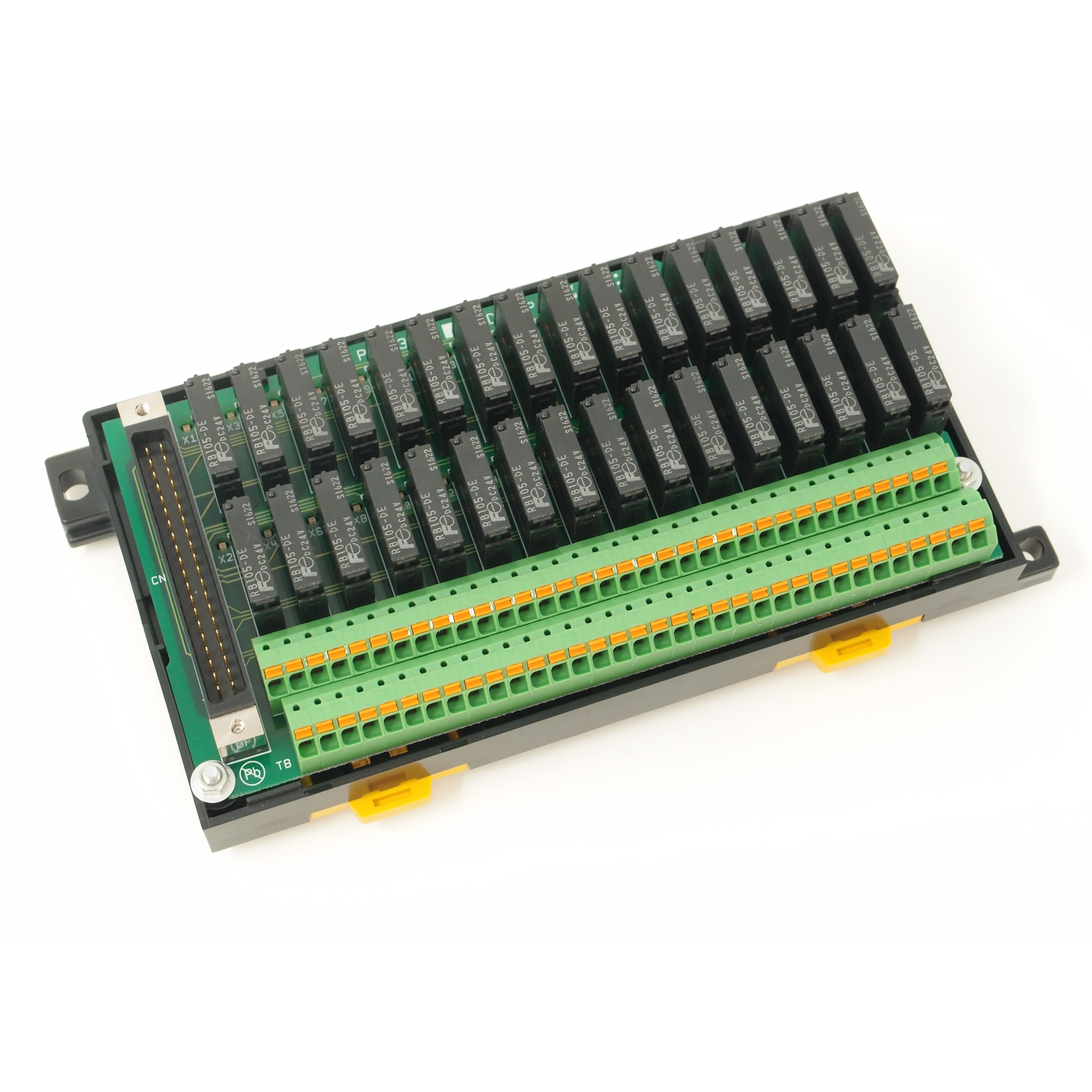 プッシュイン端子台搭載リレーターミナル PIFRシリーズのイメージ画像